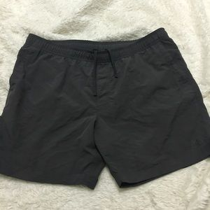 North face shorts size XXL